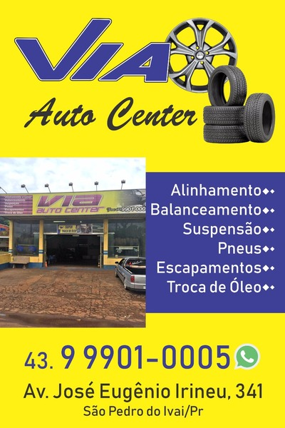 Via Auto Center São Pedro do Ivaí