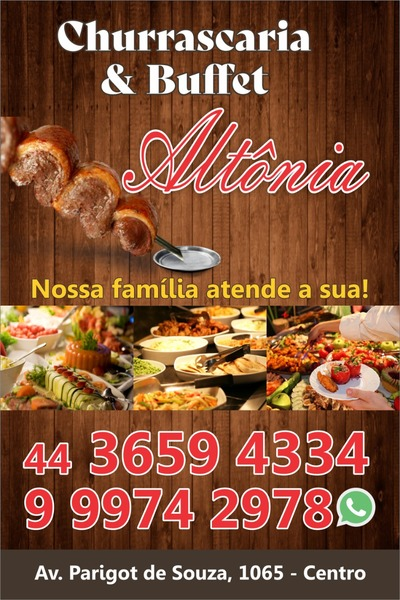 Churrascaria e Buffet Altonia