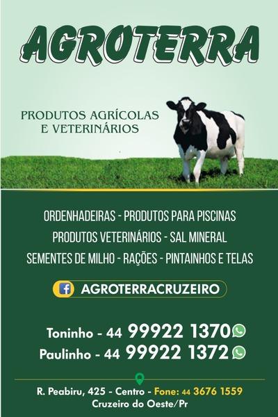 Agroterra - Produtos Agrícolas e Veterinários Cruzeiro do Oeste 6432d96e9475d