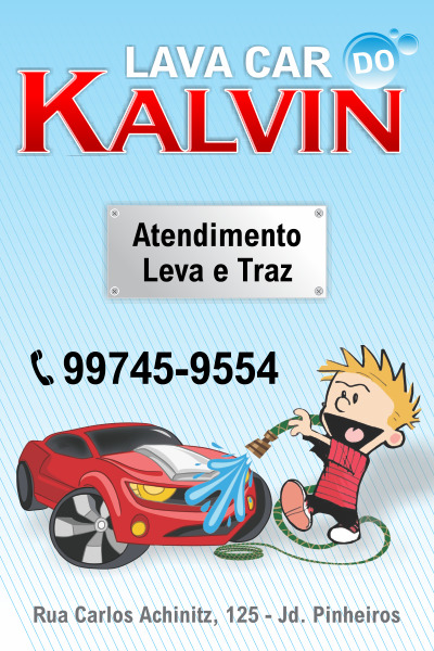 Lava Car do Kalvin