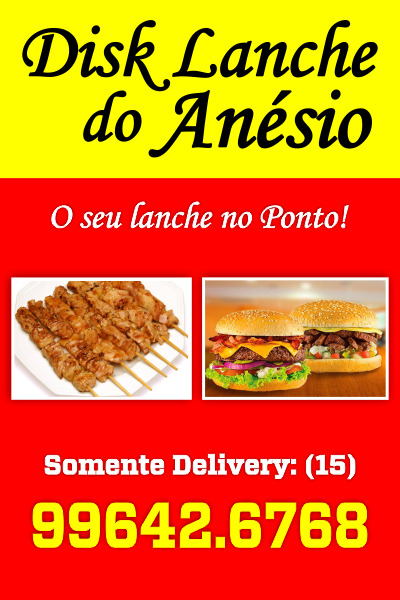 Disk Lanches do Anésio