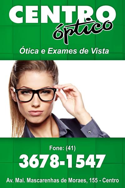 Anúncio de Centro Óptico - Ótica e Exames de Vista - TeleGuiaBR df99e84b50