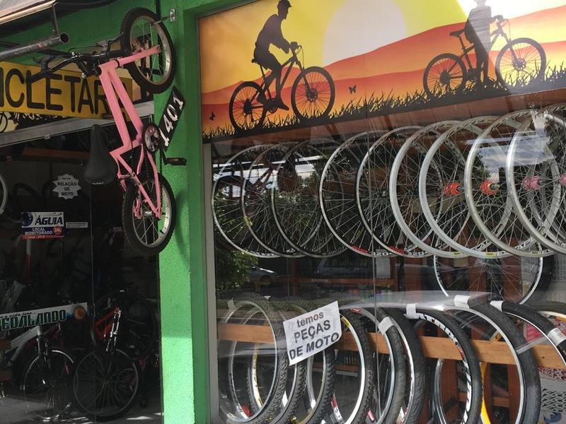Anúncio de Bicicletaria Pedalando - Peças - Consertos e Acessórios ... 09f76323a2579